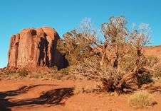 Free Monument Valley Navajo Tribal Park Royalty Free Stock Images - 2031749