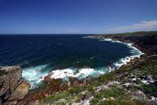 Free Coast Royalty Free Stock Image - 2032706