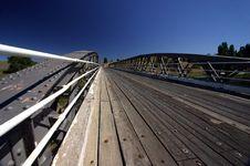 Free Old Bridge Royalty Free Stock Image - 2032726