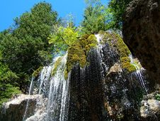 Free Cascading Waterfall Stock Photos - 2034483