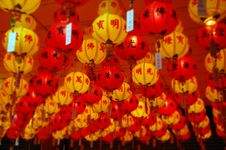 Free Lanterns Stock Images - 2034984