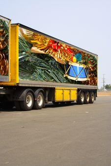 Free Semi Truck Stock Image - 2035811