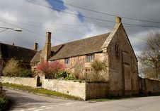 Free English Village House Royalty Free Stock Images - 2035909