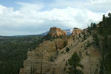 Free Bryce Canyon Hoodoos Stock Image - 2036051