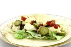 Free Tasty Wrap Stock Images - 2038464