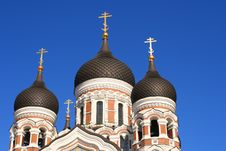 Free Russian Church Stock Photography - 2038832