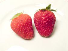 Free Strawberries Stock Image - 2039011