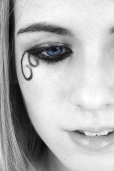 Free Blue Eyes Stock Photography - 2039222