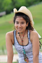 Free Asia Regge Woman Cowboy Thailand Royalty Free Stock Photos - 20300248