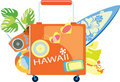 Free Suitcase For Good Holidays Royalty Free Stock Image - 20302656