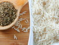 Free Rice And Herbs Royalty Free Stock Image - 20304696