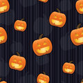Free Jack-O-Lantern Seamless Tile Stock Photos - 20309613