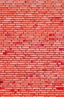 Free Red Brick Wall Stock Images - 20300314