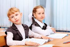Free Schoolgirls Royalty Free Stock Images - 20300389