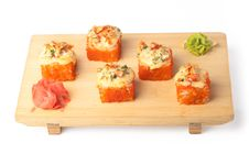 Free California Roll Stock Images - 20301534