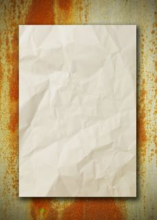 Free Texture Of Old Paper Royalty Free Stock Photos - 20303448