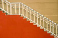 Free Stairway Royalty Free Stock Photos - 20304158