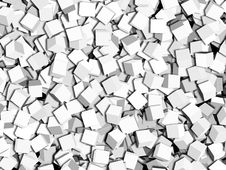 Free Cubes Royalty Free Stock Image - 20305146
