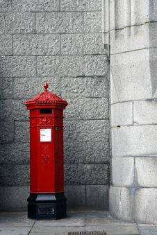 Free Post Box Royalty Free Stock Photo - 20305345