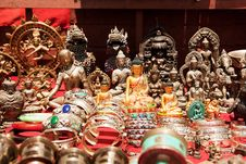Free Temple Shop Stock Images - 20305394