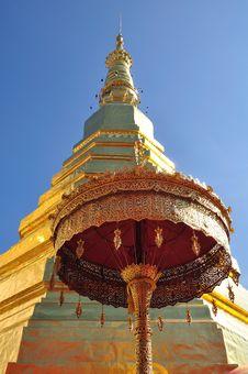 Free Thai Temple Stock Photo - 20305620