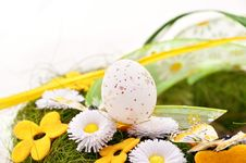 Free Easter Backgroundeggs Royalty Free Stock Photography - 20306067