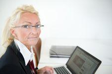 Free Businesswoman Stock Photo - 20307070
