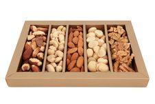 Free Nut Selection Stock Images - 20307104