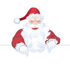 Free Happy Santa Royalty Free Stock Images - 20307949