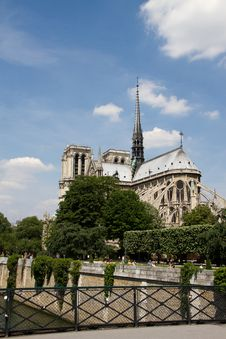 Free Notre Dame Royalty Free Stock Images - 20307989