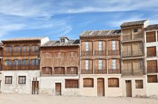 Free Old Houses In The Sand Royalty Free Stock Image - 20308146