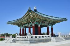 Free Korean Bell Of Friendship Royalty Free Stock Image - 20309436