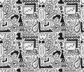 Free Seamless Web Pattern Stock Photo - 20310090