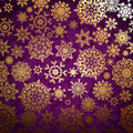 Free Christmas Pattern Snowflake Background. EPS 8 Royalty Free Stock Images - 20310769