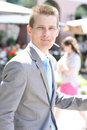 Free Portrait Of Groom Royalty Free Stock Image - 20312676