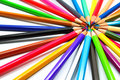 Free Colouring Crayon Pencils Royalty Free Stock Photography - 20318547