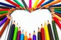 Free Colouring Crayon Pencils Stock Photography - 20318702