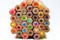 Free Colouring Crayon Pencils Stock Photo - 20318980