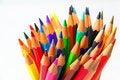 Free Colouring Crayon Pencils Stock Photos - 20319063