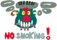 Free No Smoking1 Stock Images - 20310404