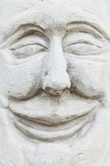 Free Smiling Statue Stock Images - 20310804