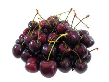 Free Cherries In A Pile Royalty Free Stock Image - 20311526
