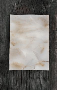 Free Rough Rustic Old Paper Background Royalty Free Stock Image - 20311856