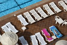 Free Swimming Pool Area Royalty Free Stock Photography - 20312187
