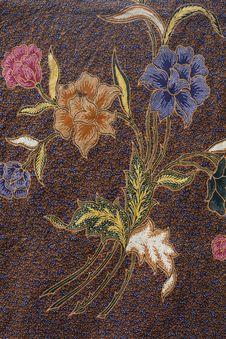 Free Batik Design In Thailand Stock Image - 20312201