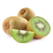 Free Half Kiwi Fruit Isolated Royalty Free Stock Photos - 20312348