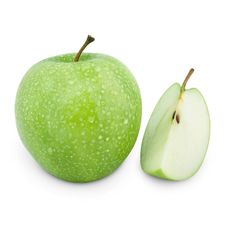 Free Green Apple Fruits Royalty Free Stock Images - 20312429