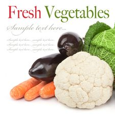 Free Raw Fresh Organic Vegetables Stock Images - 20312434