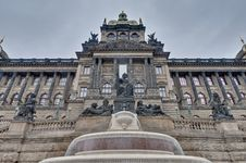 Free National Museum Royalty Free Stock Photos - 20312878