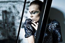 Free Women Face Stock Image - 20312881